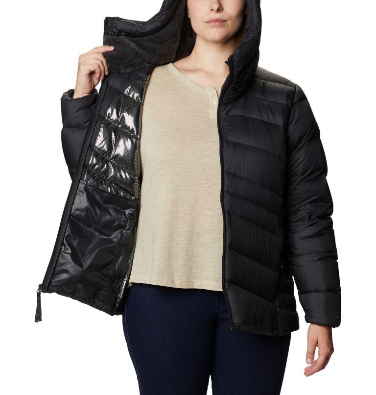 Manteau à capuchon en duvet Autumn Park™ pour femme - Grandes tailles Manteau à capuchon en duvet Autumn Park™ pour femme - Grandes tailles, a3