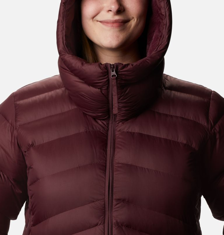 Women's Autumn Park™ Down Hooded Jacket - Plus Size Women's Autumn Park™ Down Hooded Jacket - Plus Size, a2