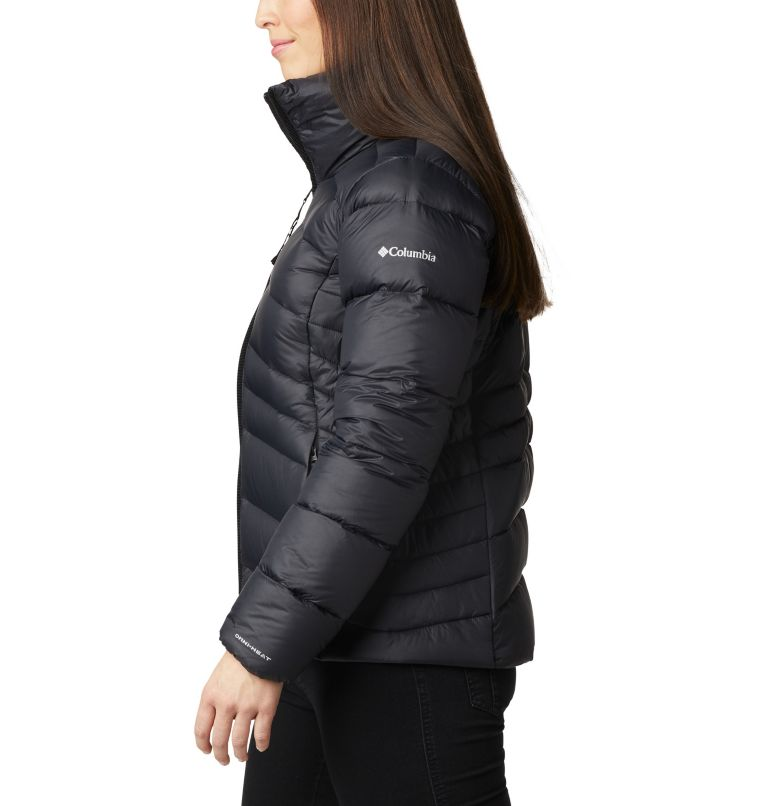Autumn Park™ Down Jacket | 010 | XS Women's Autumn Park™ Down Jacket, Black, a1