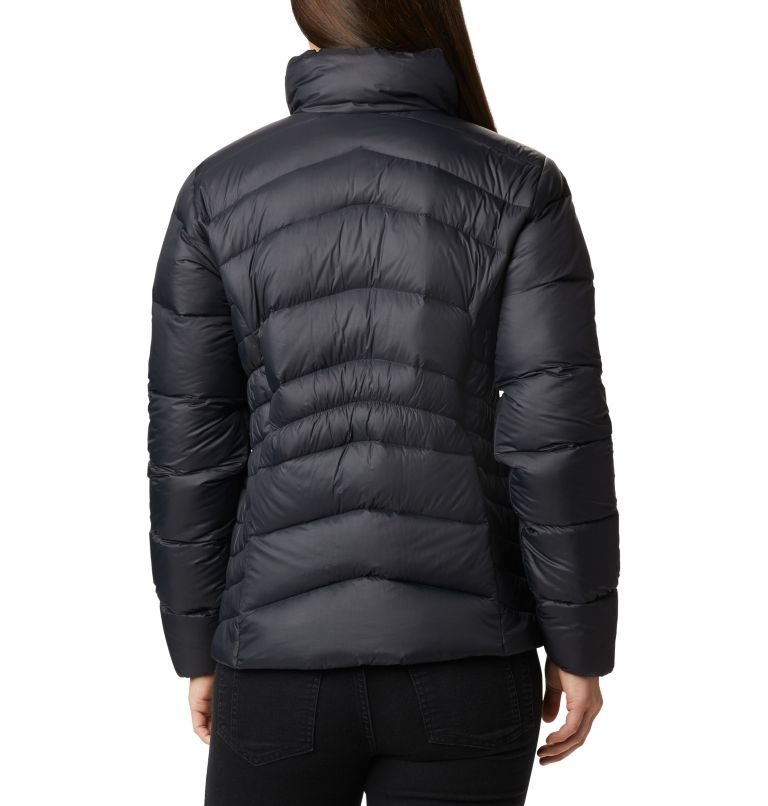 Autumn Park™ Down Jacket | 010 | XS Women's Autumn Park™ Down Jacket, Black, back