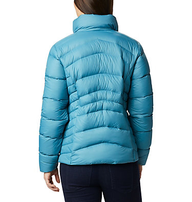 Women's Autumn Park™ Down Jacket Autumn Park™ Down Jacket | 010 | XL, Canyon Blue, back