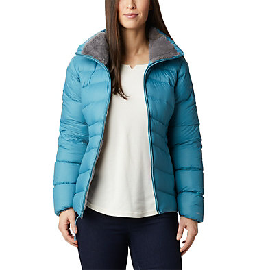 Women's Autumn Park™ Down Jacket Autumn Park™ Down Jacket | 010 | XL, Canyon Blue, front