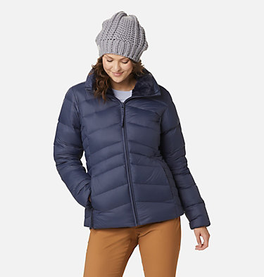 Women's Autumn Park™ Down Jacket Autumn Park™ Down Jacket | 010 | XL, Nocturnal, front