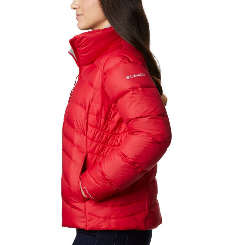 Autumn Park™ Down Jacket | 658 | S Women's Autumn Park™ Down Jacket, Red Lily, a1