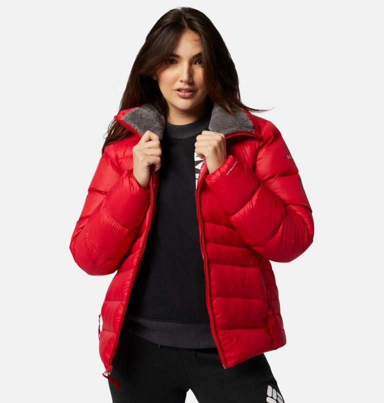 Autumn Park™ Down Jacket | 658 | S Women's Autumn Park™ Down Jacket, Red Lily, a4