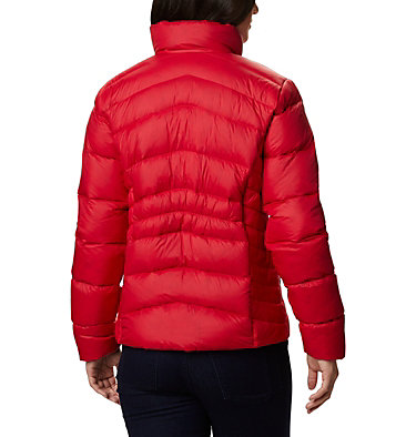 Women's Autumn Park™ Down Jacket Autumn Park™ Down Jacket | 010 | XL, Red Lily, back
