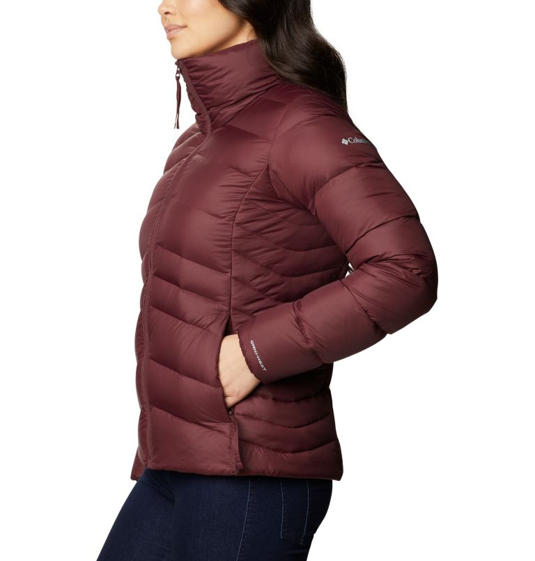 Autumn Park™ Down Jacket | 671 | M Women's Autumn Park™ Down Jacket, Malbec, a1