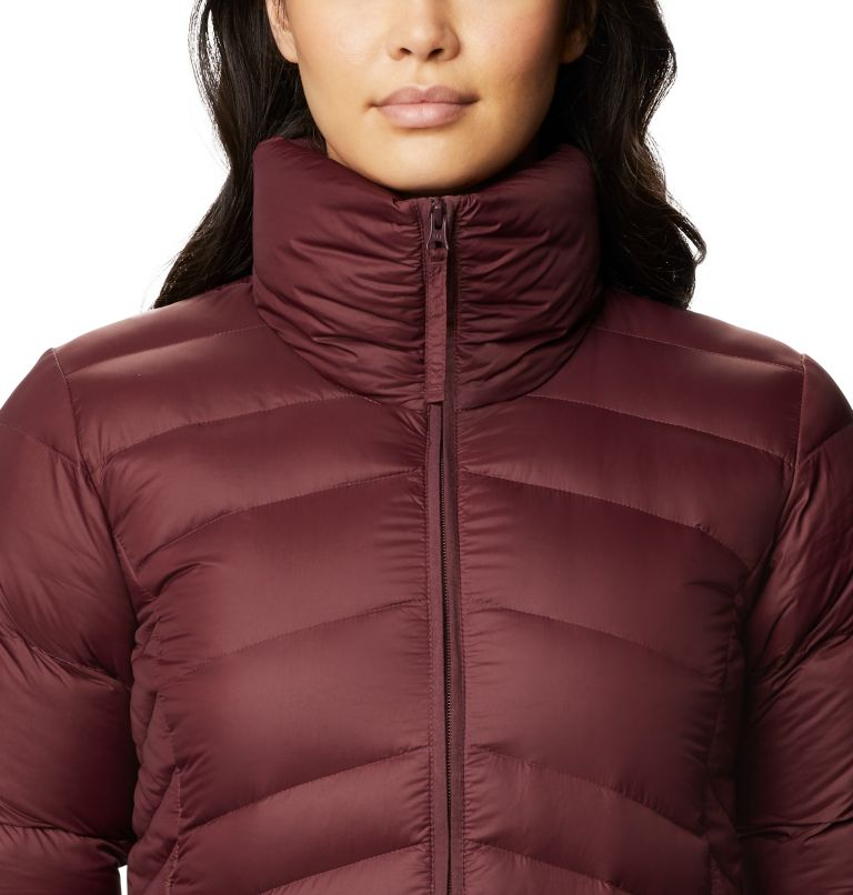 Autumn Park™ Down Jacket | 671 | M Women's Autumn Park™ Down Jacket, Malbec, a2