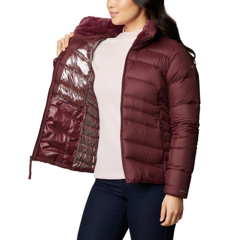 Autumn Park™ Down Jacket | 671 | S Women's Autumn Park™ Down Jacket, Malbec, a3