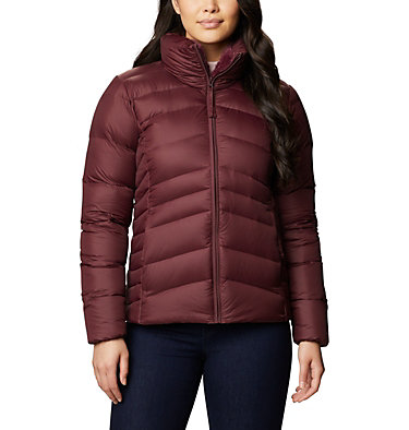 Women's Autumn Park™ Down Jacket Autumn Park™ Down Jacket | 010 | XL, Malbec, front