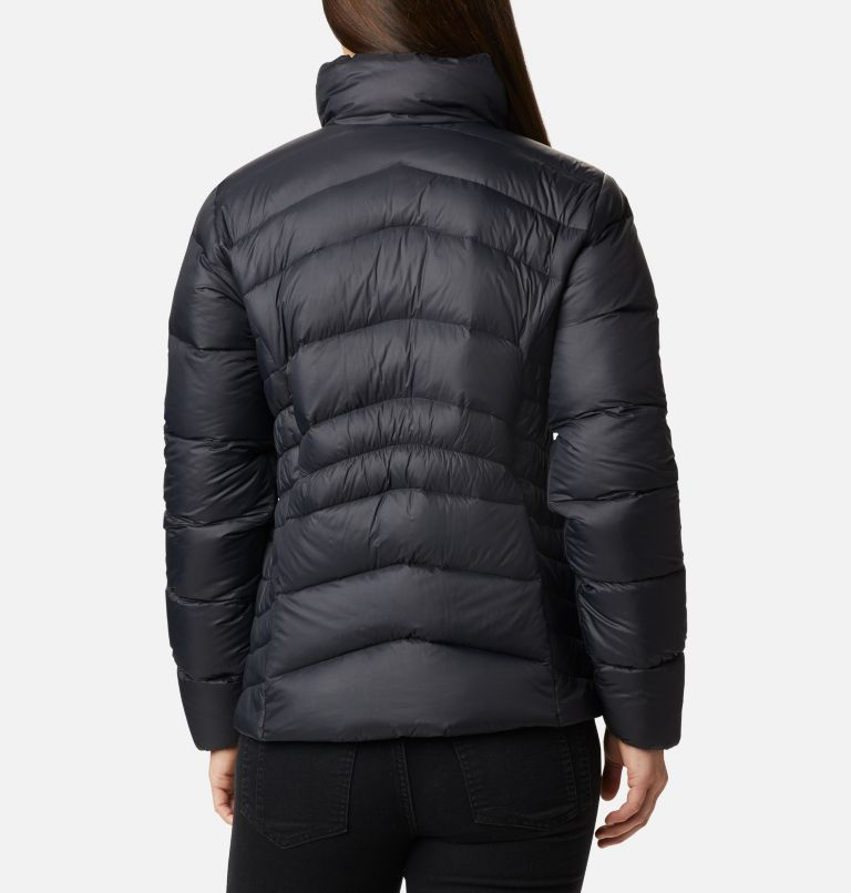 Autumn Park™ Down Jacket | 010 | XS Doudoune Autumn Park femme, Black, back