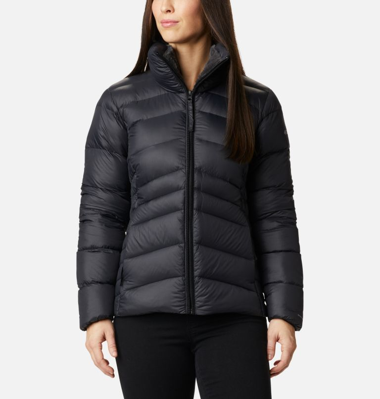 Autumn Park™ Down Jacket | 010 | XS Doudoune Autumn Park femme, Black, front