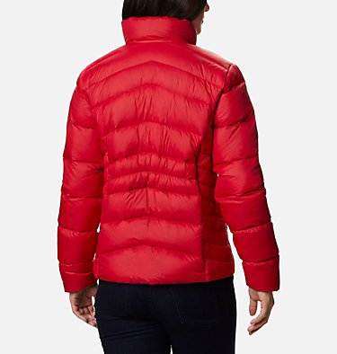 Autumn Park Daunenjacke für Frauen Autumn Park™ Down Jacket | 010 | S, Red Lily, back