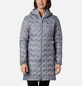 Manteau long en duvet Delta Ridge™ pour femme