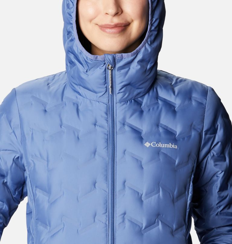 Women's Delta Ridge™ Long Down Jacket Women's Delta Ridge™ Long Down Jacket, a2