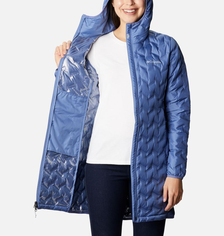 Women's Delta Ridge™ Long Down Jacket Women's Delta Ridge™ Long Down Jacket, a3