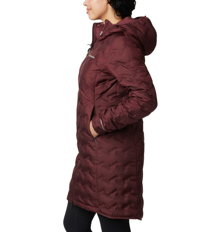 Women's Delta Ridge™ Long Down Jacket Women's Delta Ridge™ Long Down Jacket, a1