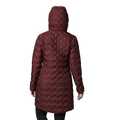 Manteau long en duvet Delta Ridge™ pour femme Delta Ridge™ Long Down Jacket | 671 | L, Malbec, back