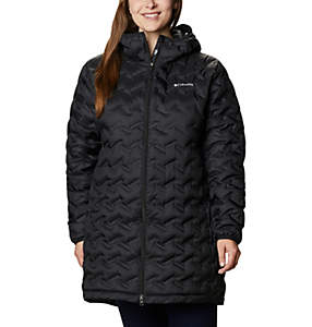 Women's Delta Ridge™ Long Down Jacket - Plus Size