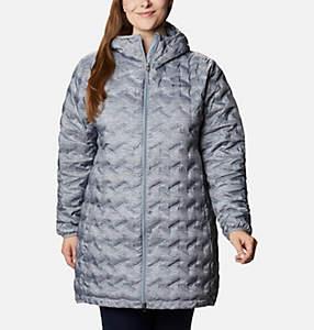 Manteau long en duvet Delta Ridge™ pour femme - Grandes tailles