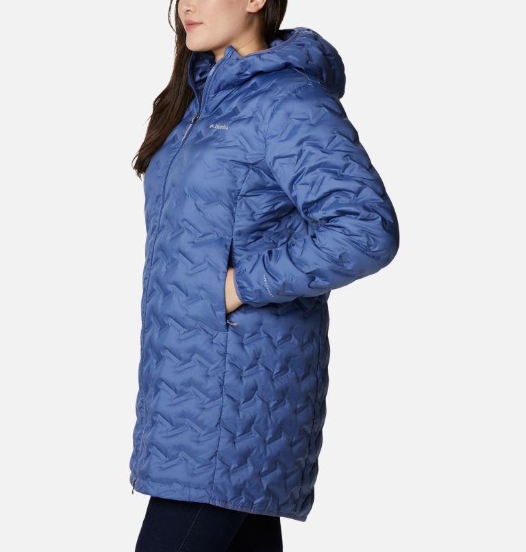 Women's Delta Ridge™ Long Down Jacket - Plus Size Women's Delta Ridge™ Long Down Jacket - Plus Size, a1