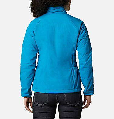 Tandem Trail™ isolierte Jacke für Frauen Tandem Trail™ Insulated Jacket | 462 | L, Fjord Blue, back