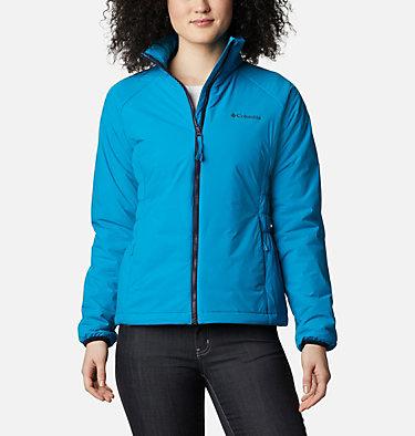 Women's Tandem Trail™ Insulated Jacket Tandem Trail™ Insulated Jacket | 462 | L, Fjord Blue, front