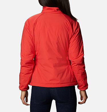 Tandem Trail™ isolierte Jacke für Frauen Tandem Trail™ Insulated Jacket | 462 | L, Bold Orange, back