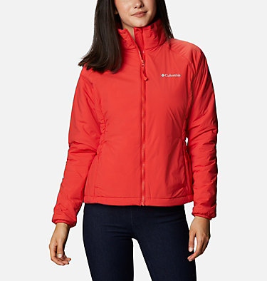 Women's Tandem Trail™ Insulated Jacket Tandem Trail™ Insulated Jacket | 462 | L, Bold Orange, front