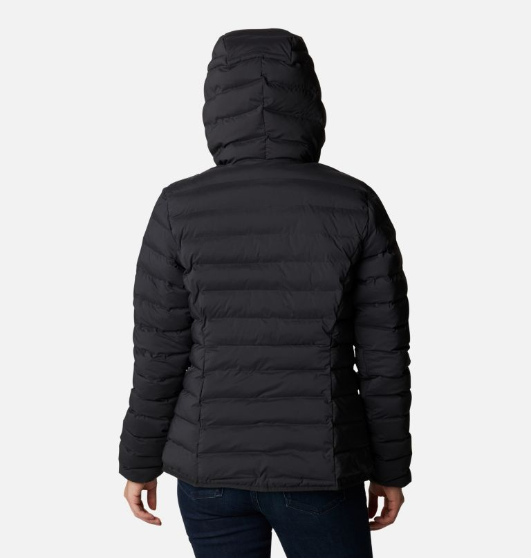 W Three Forks™ Jacket | 010 | XL Women's Three Forks™ Jacket, Black, back