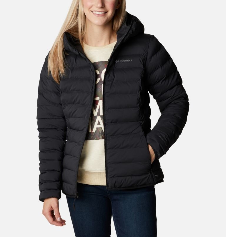 W Three Forks™ Jacket | 010 | S Women's Three Forks™ Jacket, Black, front