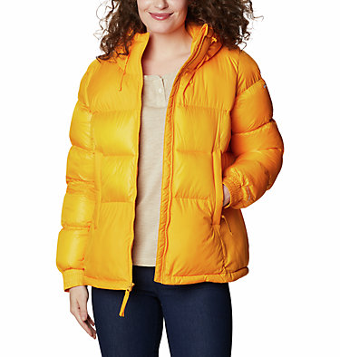Pike Lake II isolierte Jacke für Frauen  Pike Lake™ II Insulated Jacket | 843 | S, Bright Marigold, front