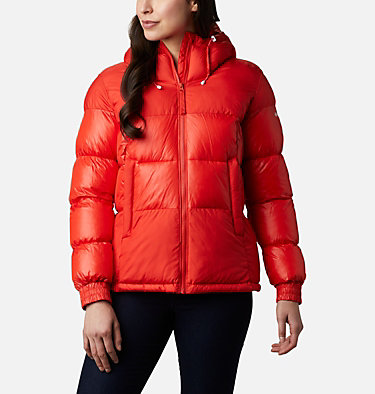 Pike Lake II isolierte Jacke für Frauen  Pike Lake™ II Insulated Jacket | 843 | S, Bold Orange, front