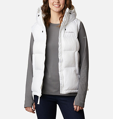 Women's Pike Lake™ II Insulated Vest Pike Lake™ II Insulated Vest | 843 | L, White, front