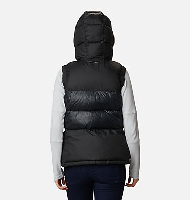 Pike Lake™ II isolierte Weste für Frauen Pike Lake™ II Insulated Vest | 011 | L, Black, back