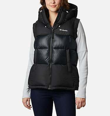 Pike Lake™ II isolierte Weste für Frauen Pike Lake™ II Insulated Vest | 011 | L, Black, front