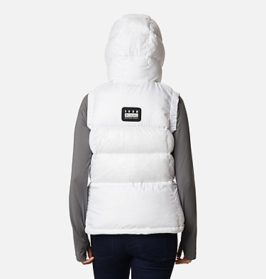 Pike Lake™ II isolierte Weste für Frauen Pike Lake™ II Insulated Vest | 011 | L, White, back
