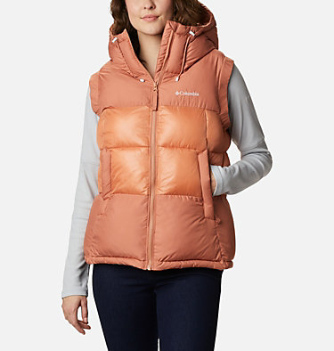 Women's Pike Lake™ II Insulated Vest Pike Lake™ II Insulated Vest | 011 | L, Nova Pink, front