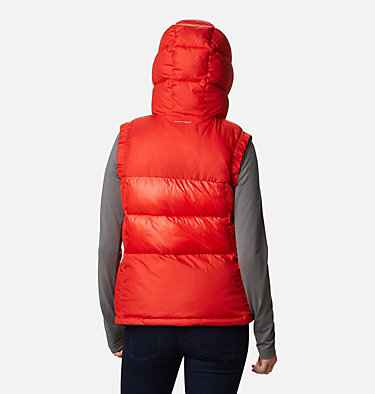 Women's Pike Lake™ II Insulated Vest Pike Lake™ II Insulated Vest | 011 | L, Bold Orange, back