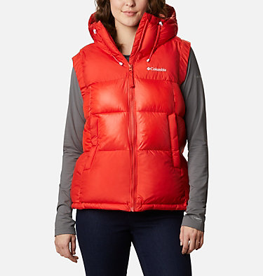 Women's Pike Lake™ II Insulated Vest Pike Lake™ II Insulated Vest | 011 | L, Bold Orange, front