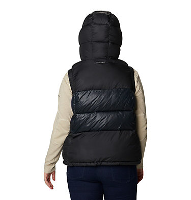 Women's Pike Lake™ II Insulated Vest - Plus Size Pike Lake™ II Insulated Vest | 011 | 1X, Black, back