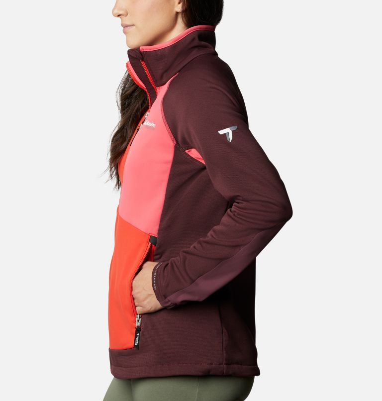 Women's Powder Chute Fleece Jacket Women's Powder Chute Fleece Jacket, a1