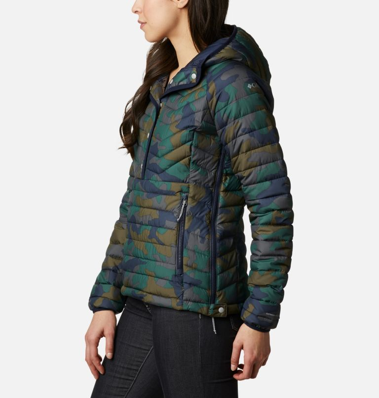 Women's Powder Lite Insulated Anorak Women's Powder Lite Insulated Anorak, a1