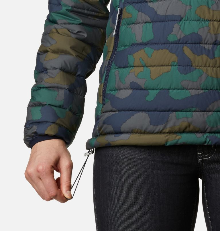 Women's Powder Lite Insulated Anorak Women's Powder Lite Insulated Anorak, a3