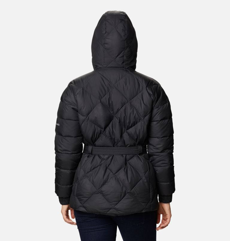 Icy Heights™ Belted Jacket Icy Heights™ Belted Jacket, back