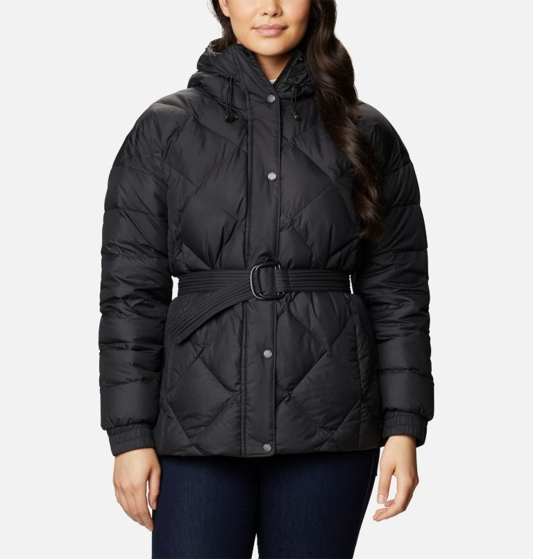 Icy Heights™ Belted Jacket Icy Heights™ Belted Jacket, front