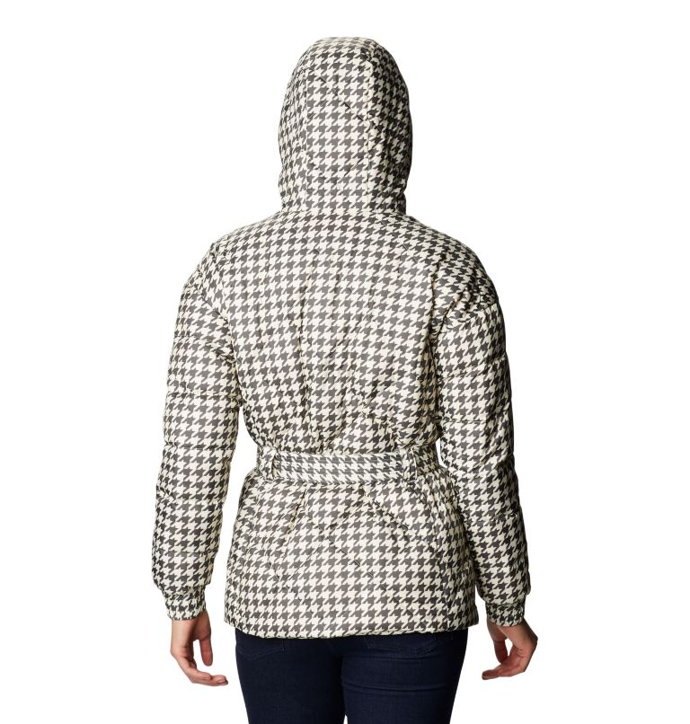 Women's Icy Heights™ Belted Jacket Women's Icy Heights™ Belted Jacket, back