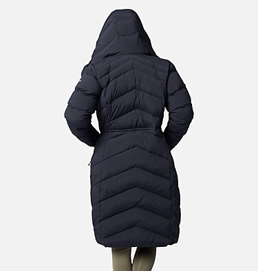 Women's Ember Springs™ Long Down Jacket Ember Springs™ Long Down Jacket | 191 | XS, Black, back