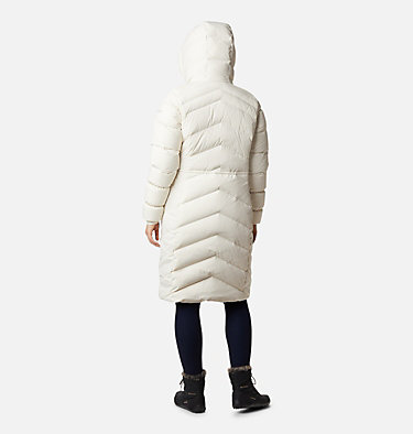 Women's Ember Springs™ Long Down Jacket Ember Springs™ Long Down Jacket | 191 | XS, Chalk, back