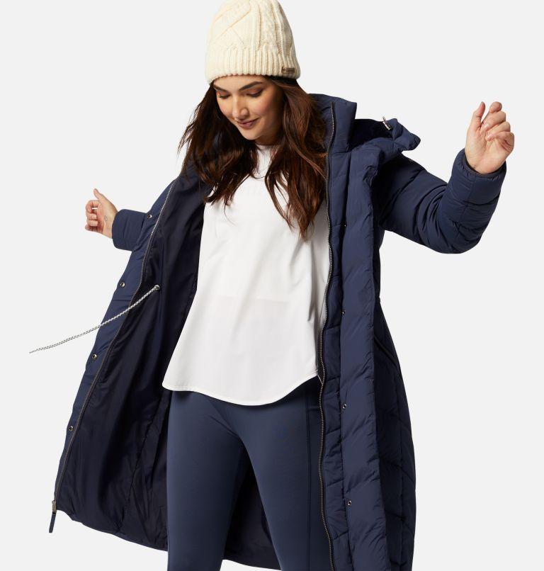 Women's Ember Springs™ Long Down Jacket Women's Ember Springs™ Long Down Jacket, a3
